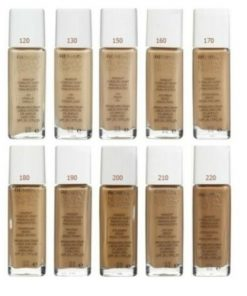 REVLON NEARLY NAKED FOUNDATIONS - CHOOSE FROM 5 SHADES - UK SELLER*