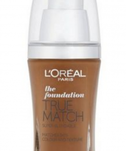 L'OREAL TRUE MATCH FOUNDATIONS ***AVAILABLE IN 6 SHADES***