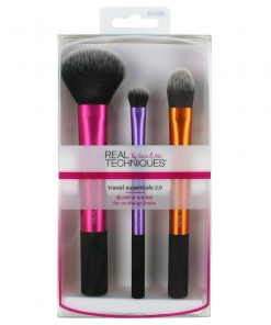 New Real Techniques Travel Essentials Brush Set, UK SELLER*