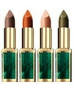 L'Oreal Paris Colour Riche Balmain Green Edition Lipstick (Choose from shades)