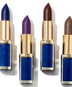 L'Oreal Paris Colour Riche Balmain Blue Edition Lipstick (Choose from 4 shades)