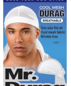Cool Mesh Breathable Durag #4361